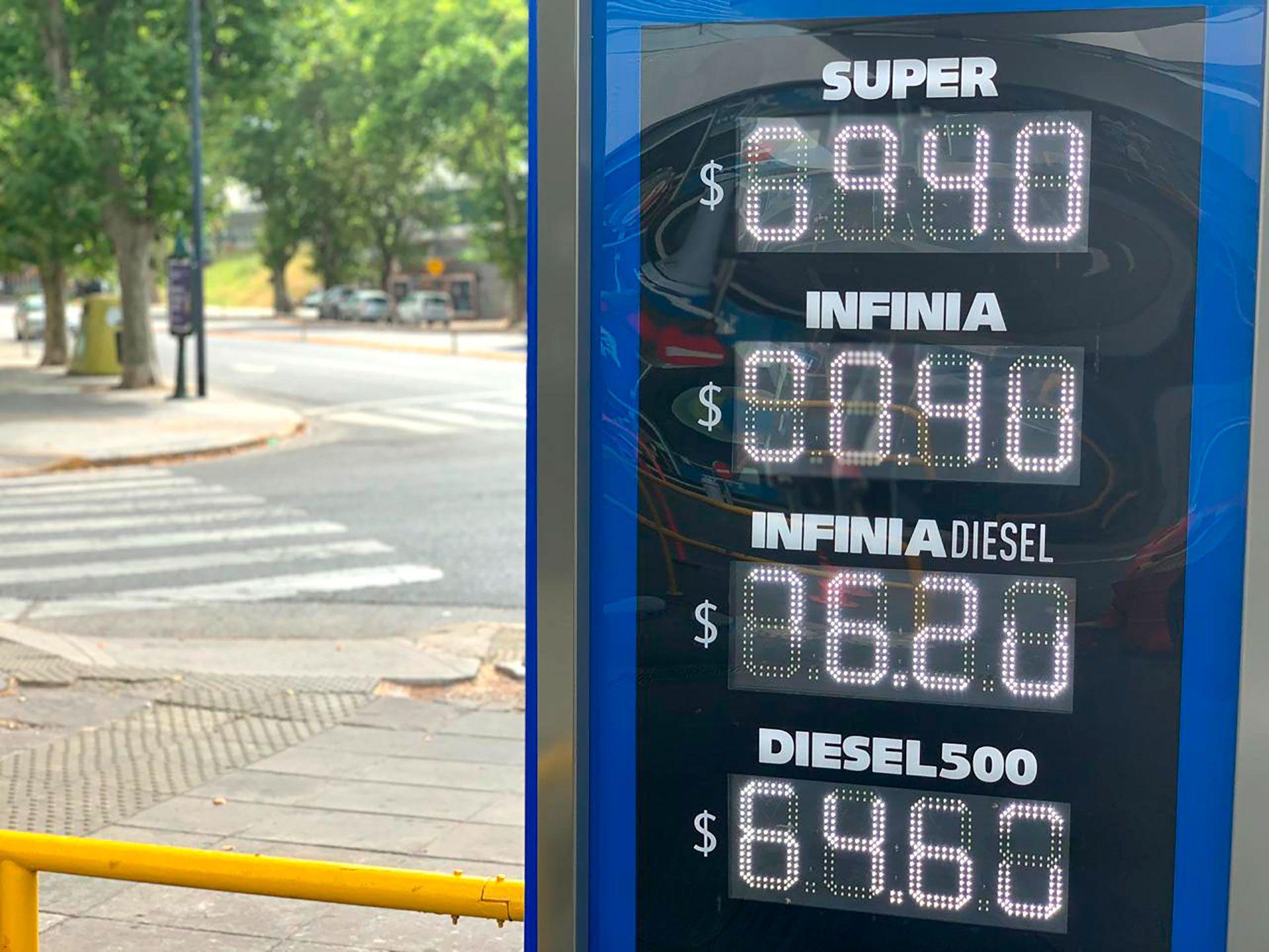 aumentos-naftas-YPF-enero-2021