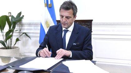 Con la firma del presidente de la Cámara de Diputados, la iniciativa ingresó el viernes pasado