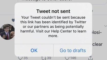 El escándalo de la censura en Twitter y Facebook del enlace al Post reabrió la discusión sobre quién se beneficia de la aplicación de los criterios de contenido de las redes.
