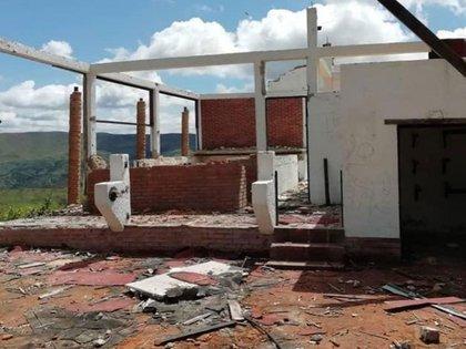 Así quedó el rancho del capitán Sequea que fue saqueado tras la Operación Gedeón