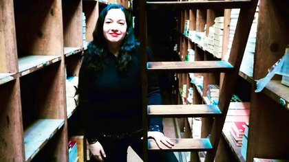 Fernanda Melchor, autora mexicana también seleccionada (@fffmelchor)