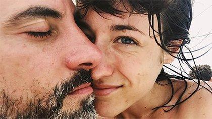Camila Salazar y su novio Juan Ignacio Meliton (Instagram)