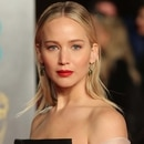 Jennifer Lawrence BAFTA (AFP)