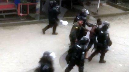 Captura de hombre que intentó abusar de un niño en Salahonda - Nariño. Captura de pantalla.