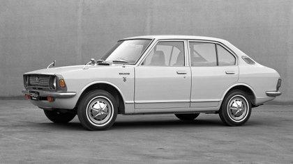 Segunda generación - Toyota Corolla