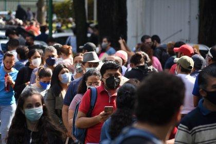 Una imagen de México durante la pandemia (Foto: Cuartoscuro)