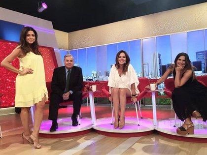 Pamela a la tarde regresa en marzo a la pantalla de América