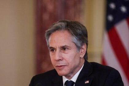 El secretario de Estado de Estados Unidos, Antony Blinken. REUTERS/Leah Millis