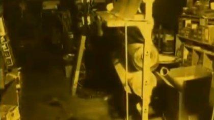 """Así estaba la ferretería de Bernice Worden (Documental """"The Real Leatherface"""")"""