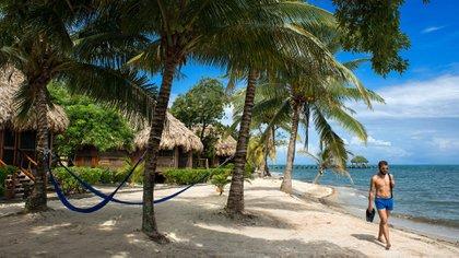 Entre Guatemala y México, Belicees uno de lospaíses más pequeños de América (Grosby)