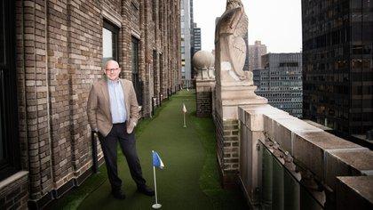 Hans Humes, CEO de Greylock, uno de los fondos más optimistas con la Argentina durante el canje