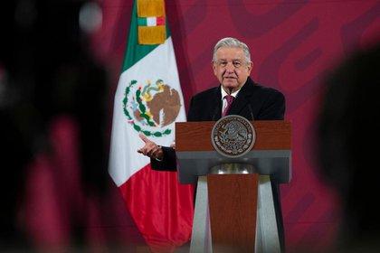 AMLO señaló que si un familiar hace algo indebido, se le debe de juzgar aunque se trate de un hijo. (Foto: Presidencia de México)