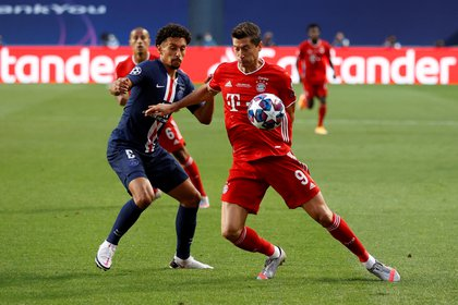 El Bayern ganó todos sus partidos de esta edición de la Champions League (Reuetrs)