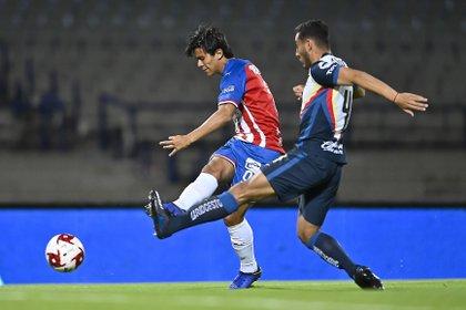 AzulCremas ha ganado siete partidos de temporada regular, empatado cuatro veces y Guadalajara solo tiene una victoria (Foto: Twitter / h Shivas)