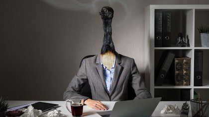 El trabajo remoto, producto de la temida pandemia despierta amores y odios (Shutterstock)