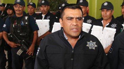 De 2015 a 2019, Carlos Gómez Arrieta fue Subsecretario de Seguridad Pública de Michoacán (Foto: Cuartoscuro)