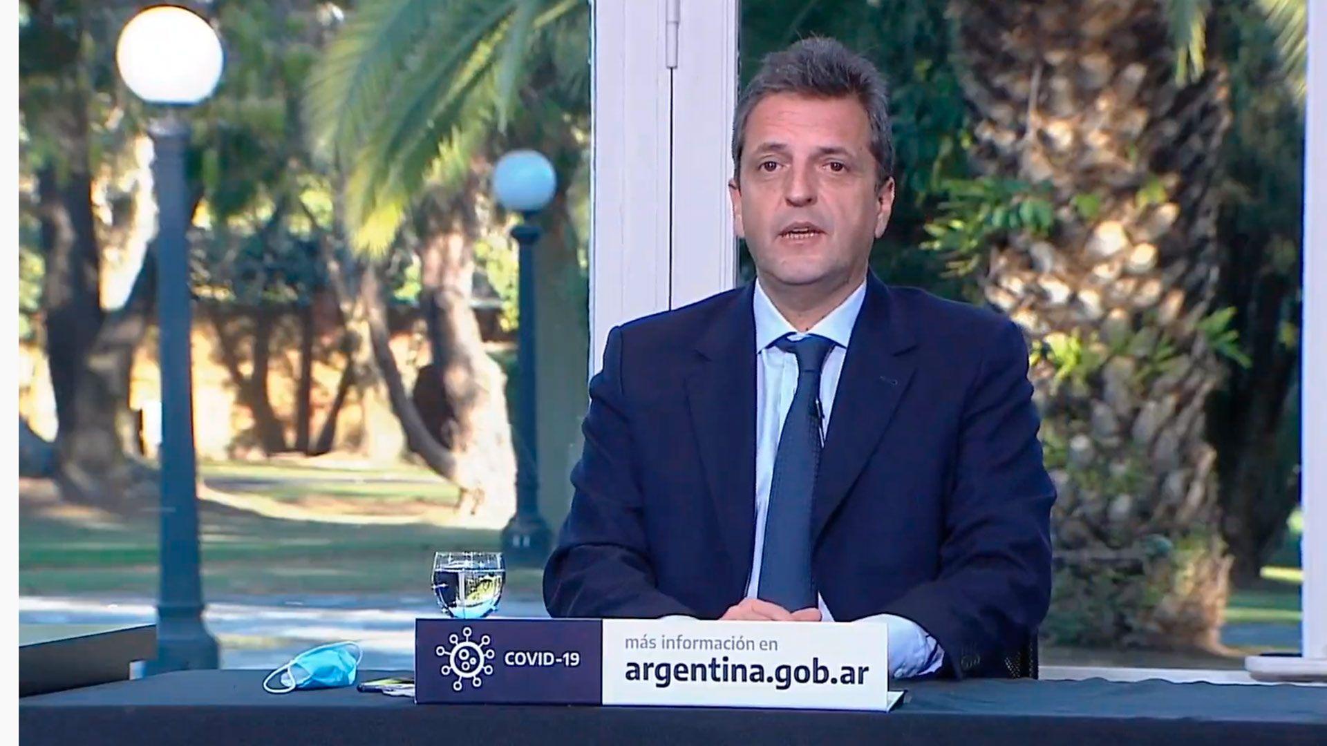 anuncio de obras en San Fernando, Malvinas Argentinas y Escobar