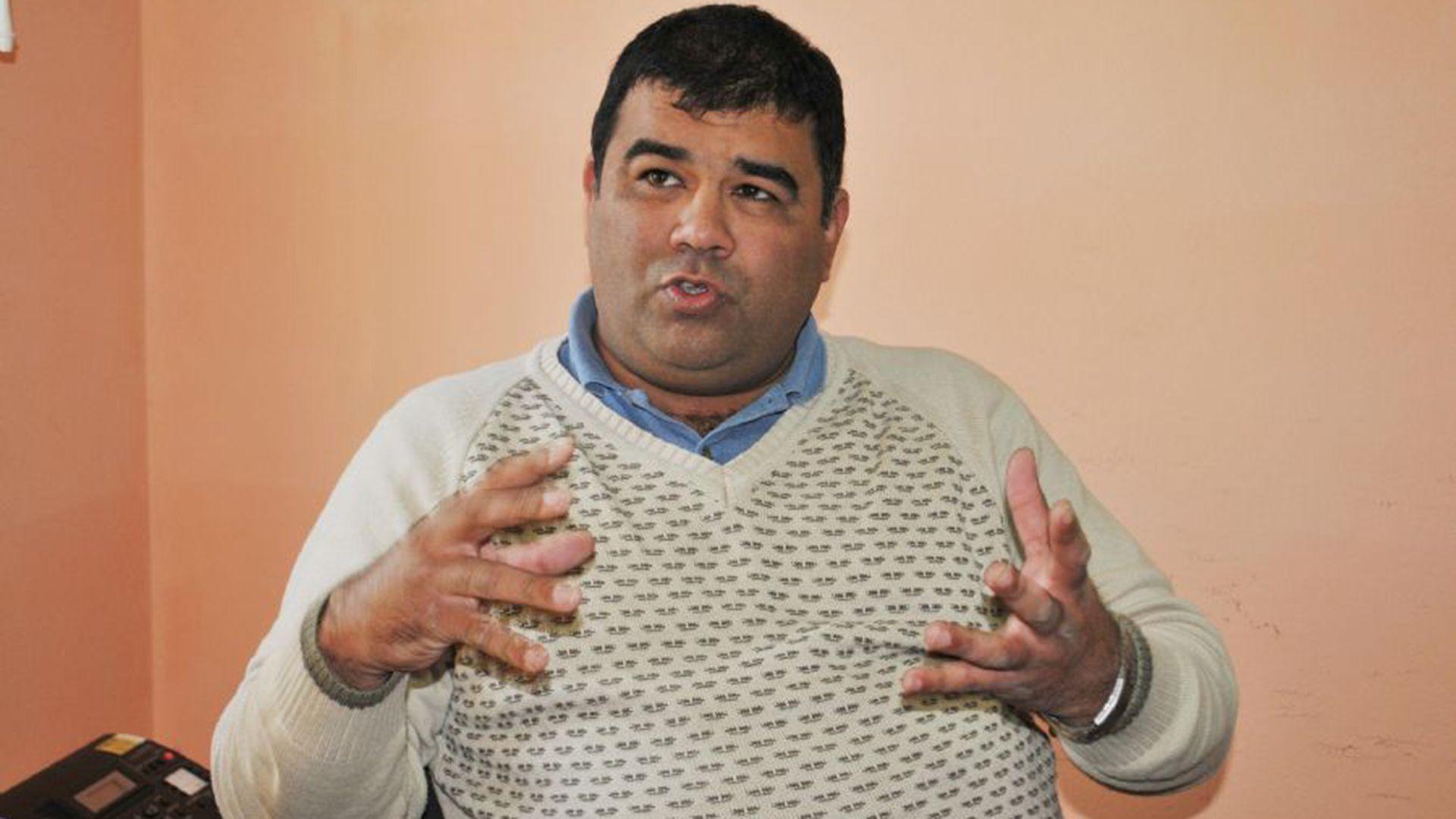 """""""El lobo"""" Leguizamón, jefe de la UOCRA acusado del homicidio de otro miembro del sector"""