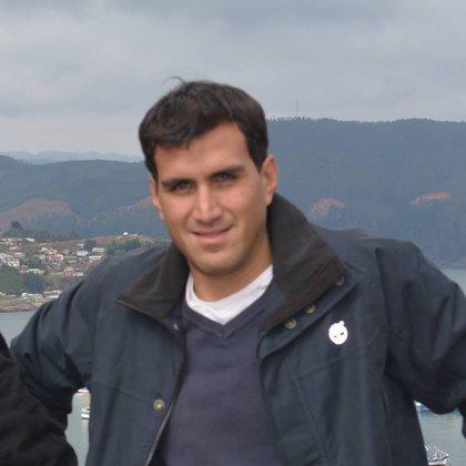 Alejandro Tagliapietra, tripulante del San Juan