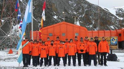 La base Conjunta Orcadas es el primer asentamiento argentino en la Antártida