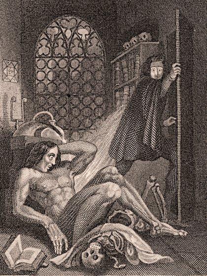 Ilustración de la página de apertura de la edición de 1831