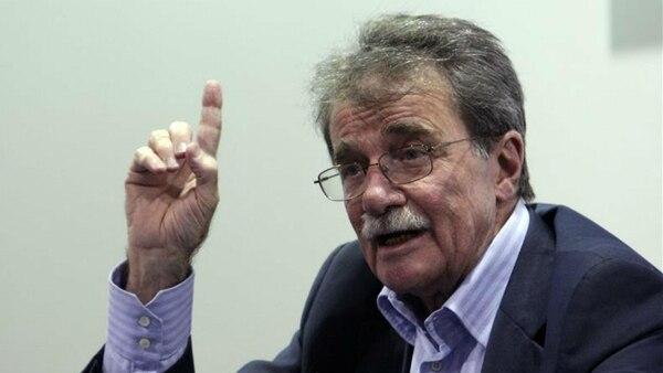 El periodista, escritor y político venezolano Teodoro Petkoff, fundador de TalCual. (EFE/archivo)