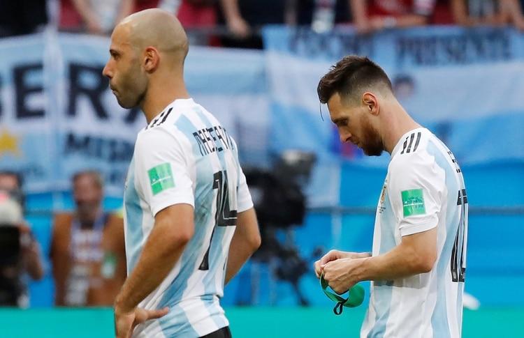 Mascherano Rompió El Silencio Tras El Mundial Qué Pasó Con