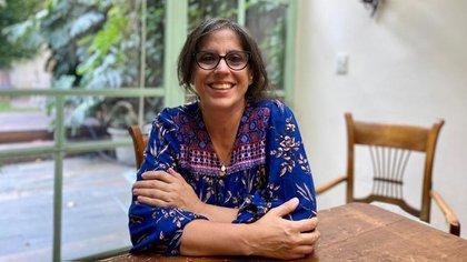"""Fernanda Meritello, autora de """"Tú no, princesa, tú no"""""""