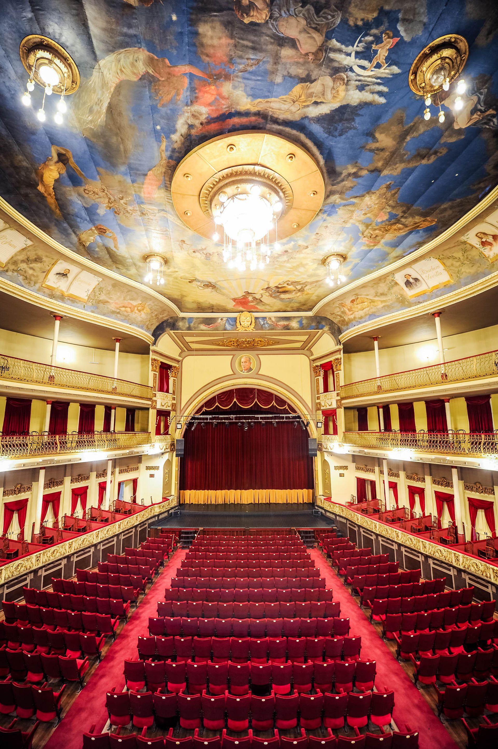 Teatro Municipal Coliseo Podestá de La Plata