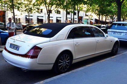 El vehículo tiene un precio inicial de 2.6 millones de dólares (Foto: Shutterstock)