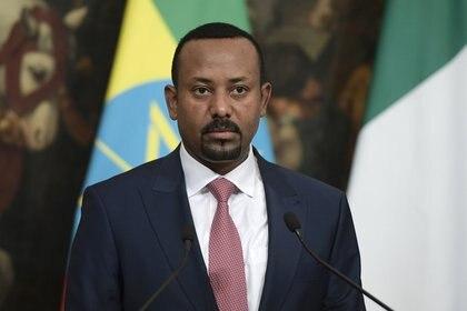 19/08/2020 Abiy Ahmed, primer ministro de Etiopía POLITICA AFRICA ETIOPÍA INTERNACIONAL MISTRULLI/FOTOGRAMMA/ROPI / ZUMA PRESS / CONTACTOP