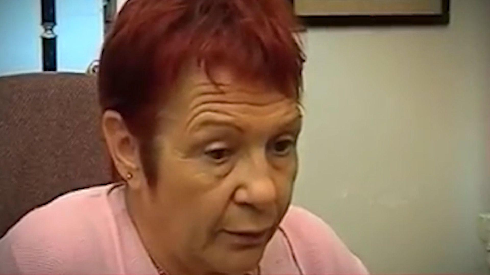 María Cristina Robert tiene 73 años y padece una grave enfermedad