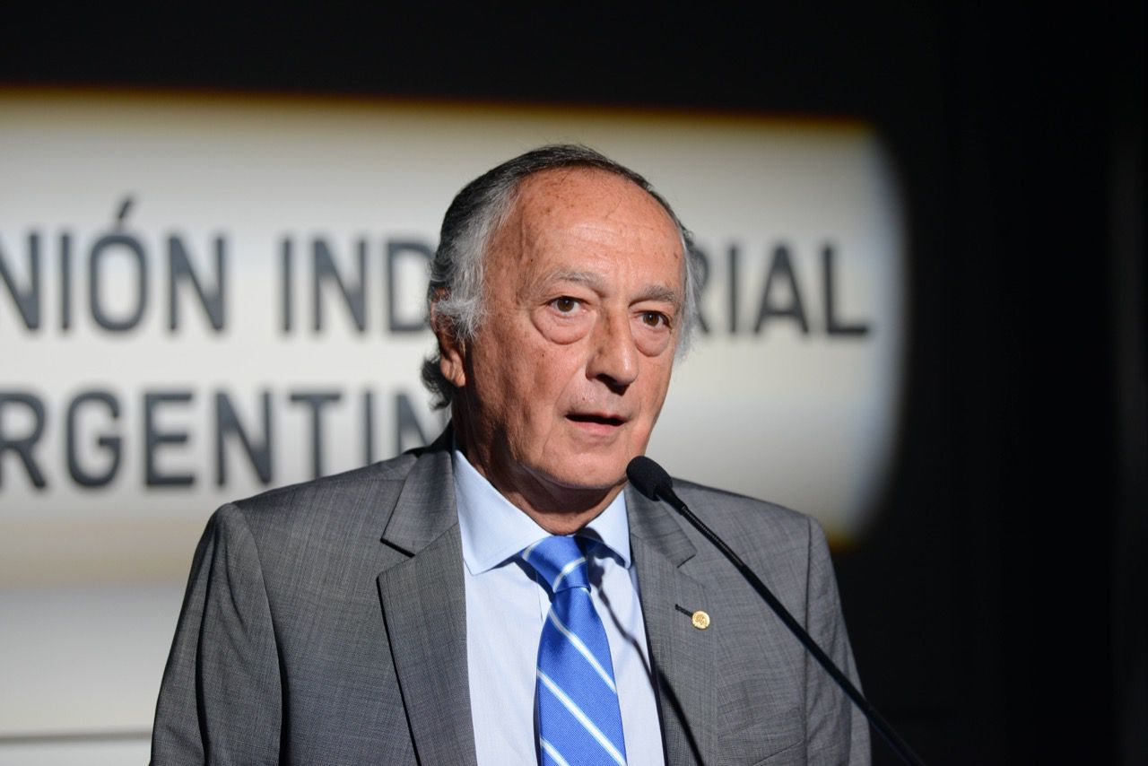 Miguel Acevedo, titular de la UIA