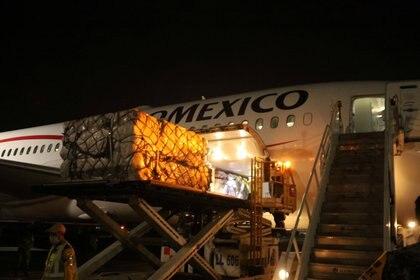 México compró recursos a China para enfrentar la emergencia sanitaria. (Foto: Reuters)
