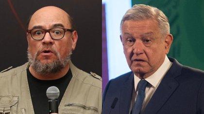 """""""¿El Ingeniero se volvió Siervo de la Nación?"""", Víctor Trujillo criticó reunión de AMLO y Carlos Slim"""