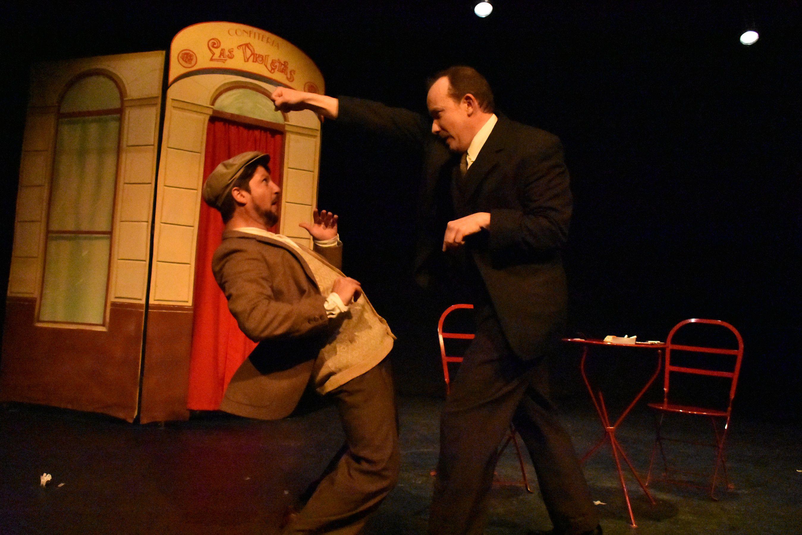 Shamrock, en Beckett Teatro, Guardia Vieja 3556, los viernes a las 23