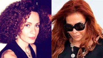 María del Sol no destapó mayor información sobre el deceso de Peggy Echánove (Foto: Twitter@jaimemoralesb/Instagram@mariadelsol10)