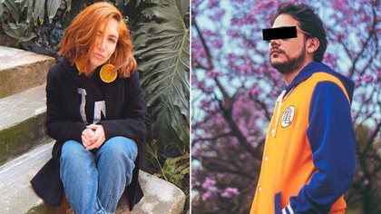 Nath Campos denunció públicamente a su agresor el pasado 22 de enero. Foto: @Nathcampost / IG- @soyrix / IG.