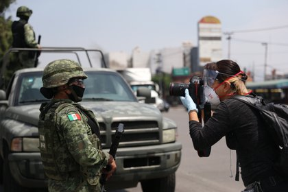 El representante en México de la CPJ señaló que es delicado que se les llame a los periodistas sicarios (Foto: EFE/ Sáshenka Gutiérrez/Archivo)