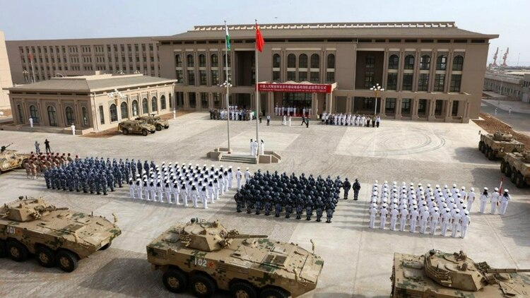 La base militar china en Djibouti, en África (China Plus)