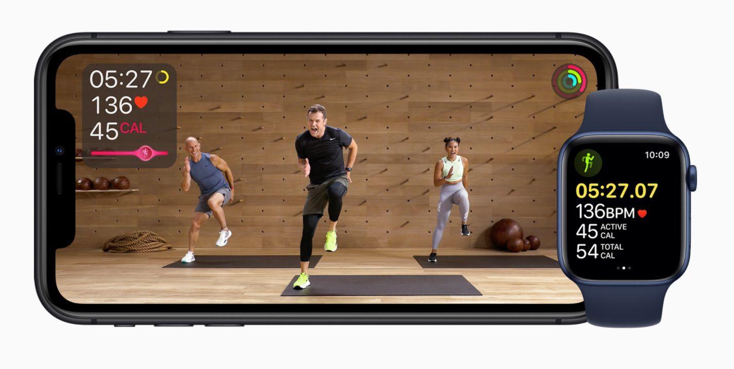 25/01/2021 Apple Fitness+ POLITICA INVESTIGACIÓN Y TECNOLOGÍA INTERNET INVESTIGACIÓN Y TECNOLOGÍA APPLE