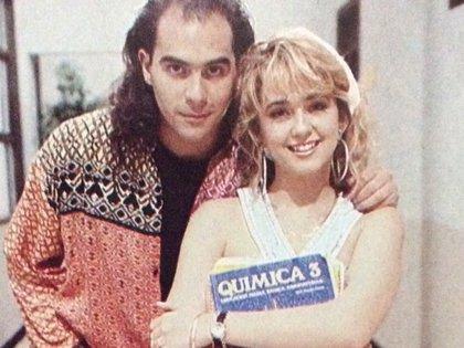 """Andrea Legarreta y Héctor Suárez Gomís en """"Alcanzar una estrella"""""""
