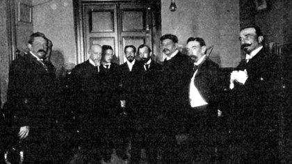 Julio Argentino Roca fue uno de los primeros argentinos en realizarse estudios médicos con rayos X en el país