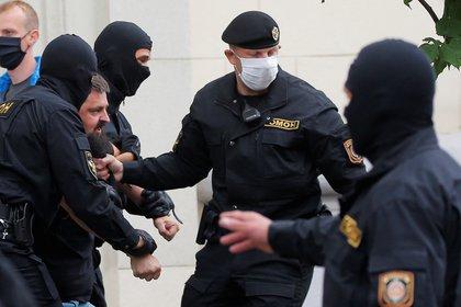 Rusos detenidos en Bielorrusia son sospechosos de preparar 'actos de terrorismo'