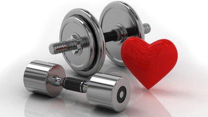 Los efectos de una vida sedentaria se pueden revertir con dos años de ejercicio regular (Getty)