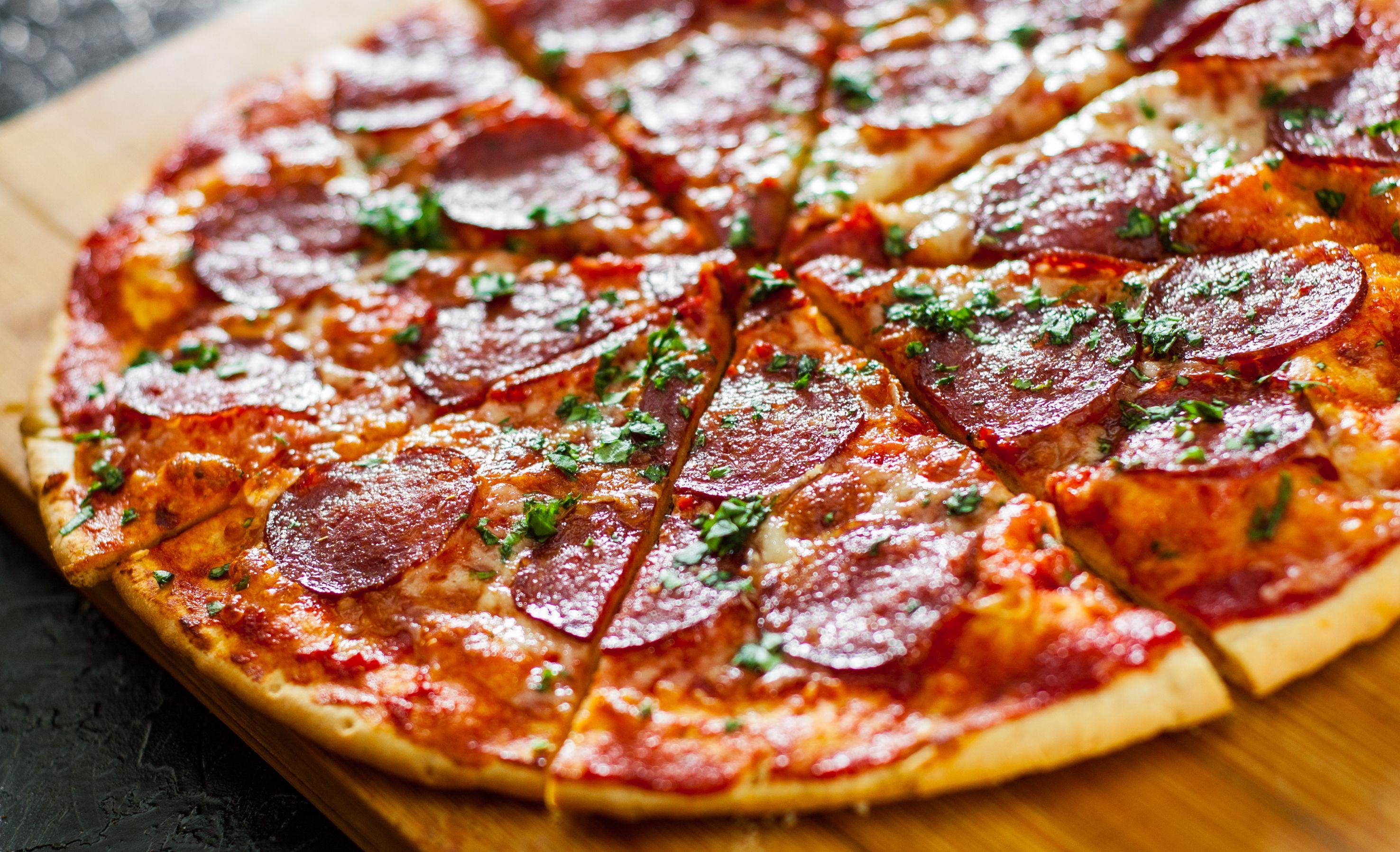 Las pizzas recomendadas por los lectores de Infobae (Shutterstock)