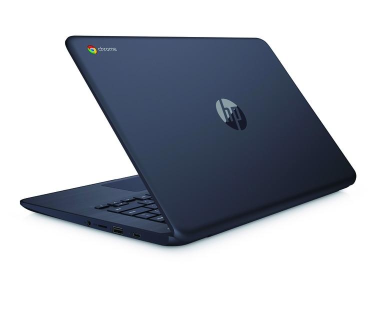 HP Chromebook x360 con Chrome OS.