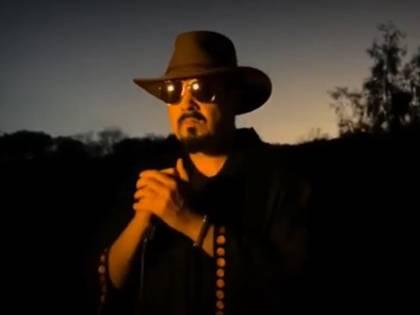 Pepe Aguilar eligió un tema de Pearl Jam para cantar por primera vez en inglés (IG: pepeaguilar_oficial)