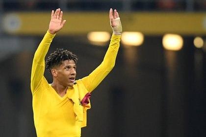 El joven de 20 años jugará en Alemania a préstamo - REUTERS/Daniele Mascolo