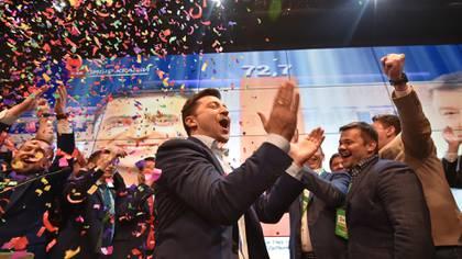 Volodymyr Zelensky, de comediante exitoso a líder de Ucrania (Foto: Genya SAVILOV / AFP)